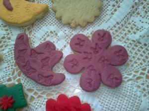 süslü kurabiyeler