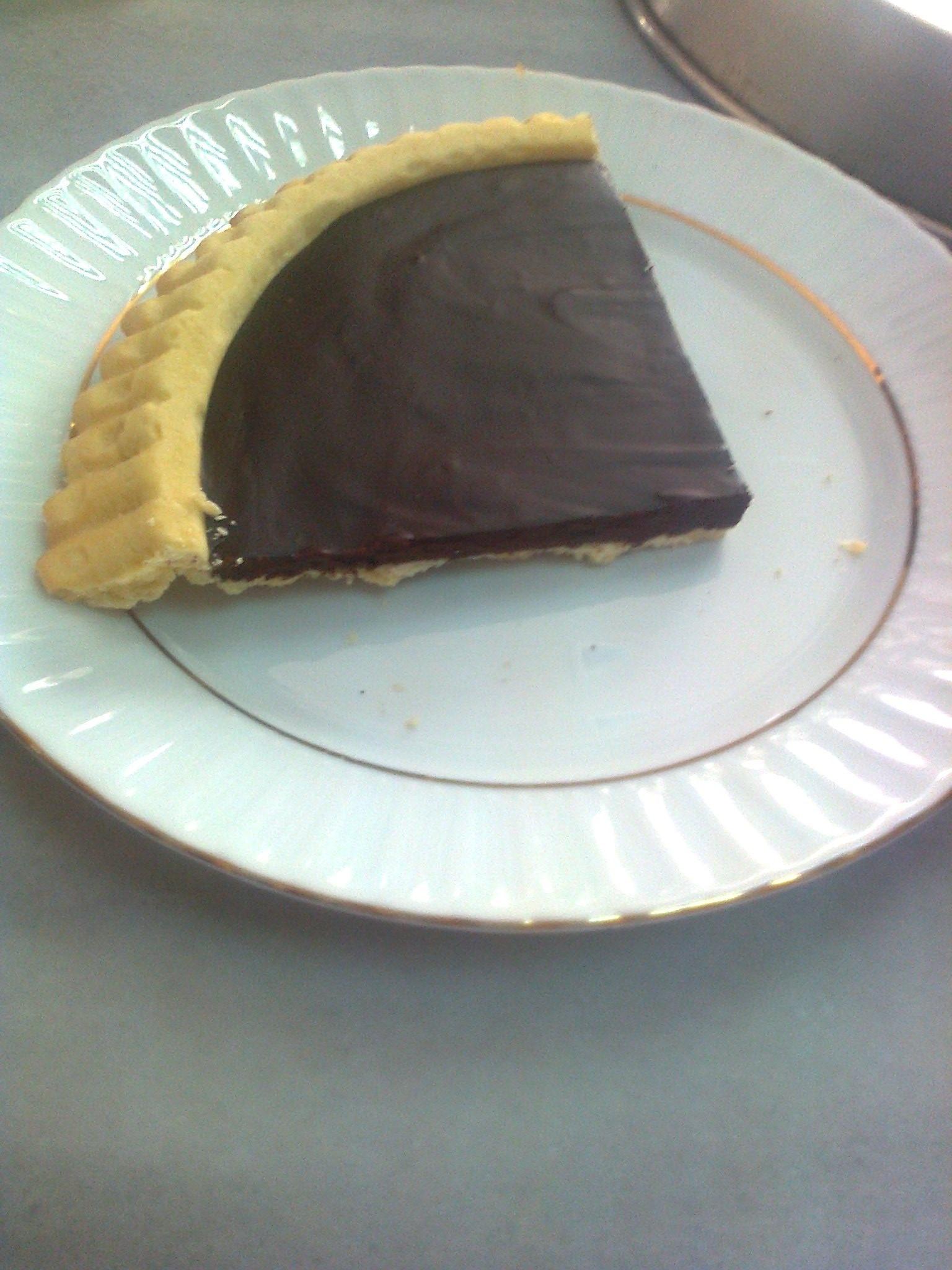 Çikolatalı Ve Kahveli Tart Tarifi