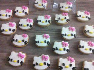hello kitt kurabiye